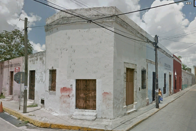 Commercial Space in Merida Downtown property for sale