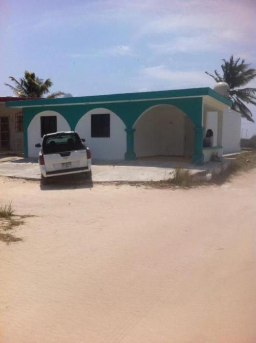 House for sale on 2nd raw in Chicxulub property for sale