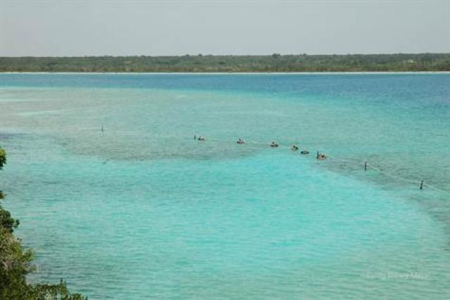 Large amazing lot in Bacalar, the lagoon of 7 colors property for sale