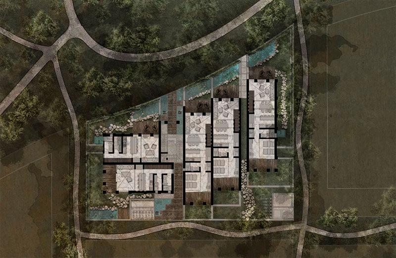 Templia Tulum - Contemporary Condos in Luum Zama Master Plan