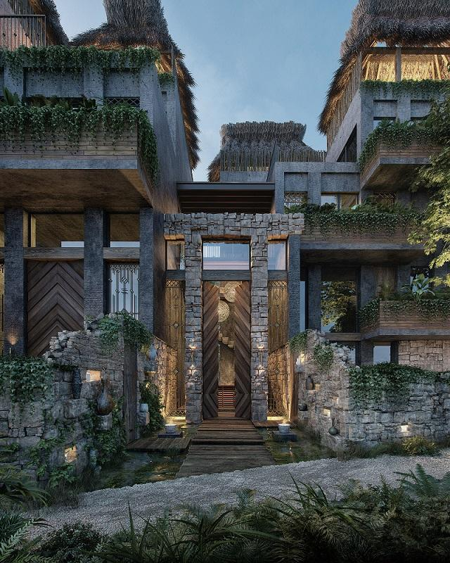 Templia Tulum - Contemporary Condos in Luum Zama