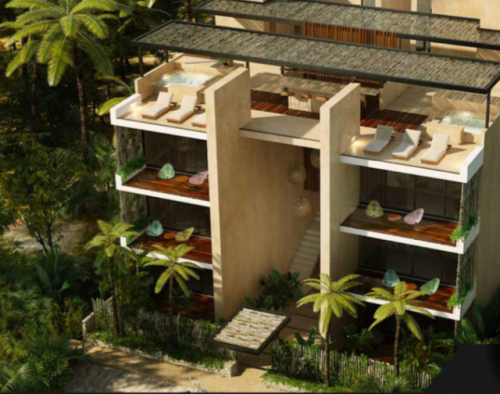 Beach apartment - Telchac 1st Floor property for sale