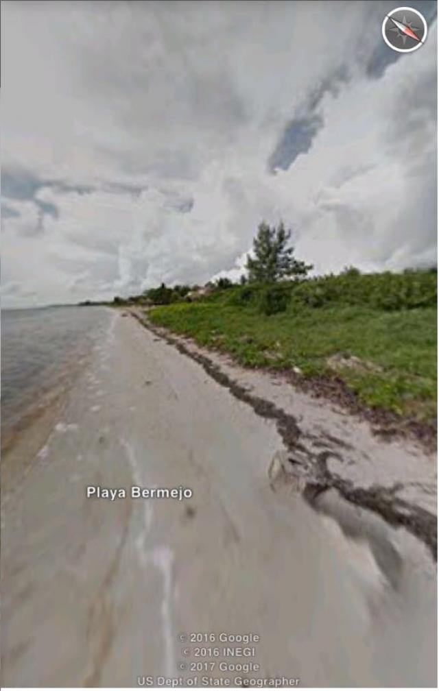 19807 Sea front lot with on the Mayan  - Lot