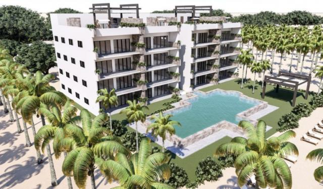 Phase II Beachront Condo in San Crisanto –Ground Floor property for sale