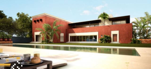 Exclusive Residential Lot in Merida Diamond Zone property for sale