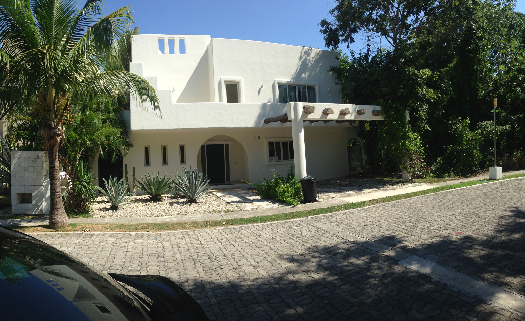 House for sale in Playacar 2 with golf course view property for sale