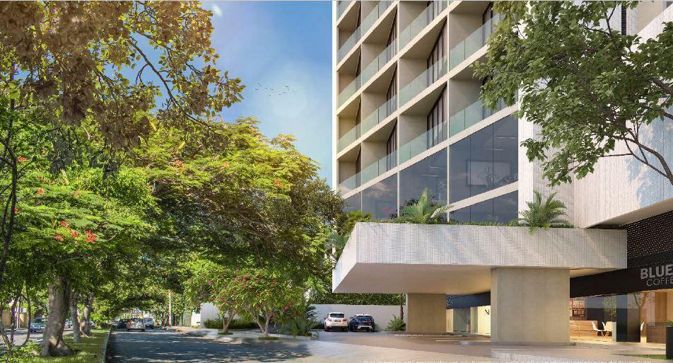 20079 Generous 2 BR Apartment D in Villas la  - Condo