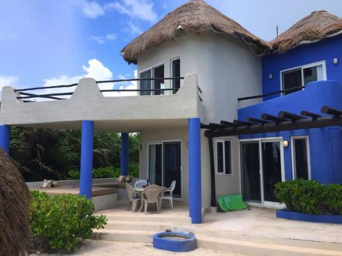 Magnificent 3 bedroom house in sian kaan property for sale