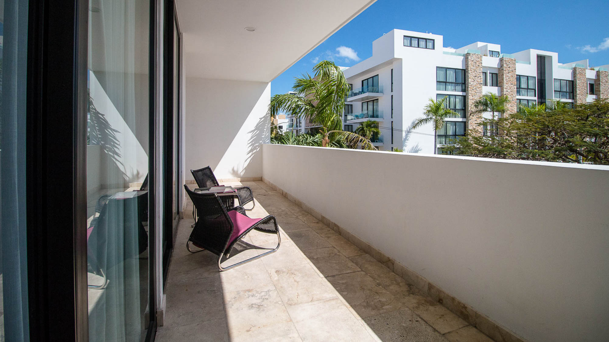2-br-condo-playa-del-carmen-Anah-Balcony