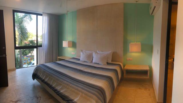 2-br-condo-playa-del-carmen-Anah-Bedroom-MasterBedroom