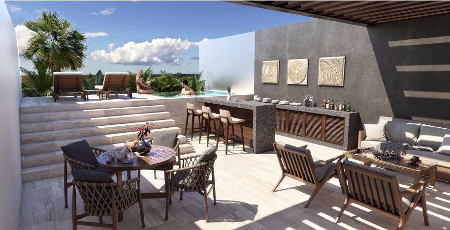 Amazing 3 BR 4 Bathroom Penthouse in San Ramon Norte property for sale