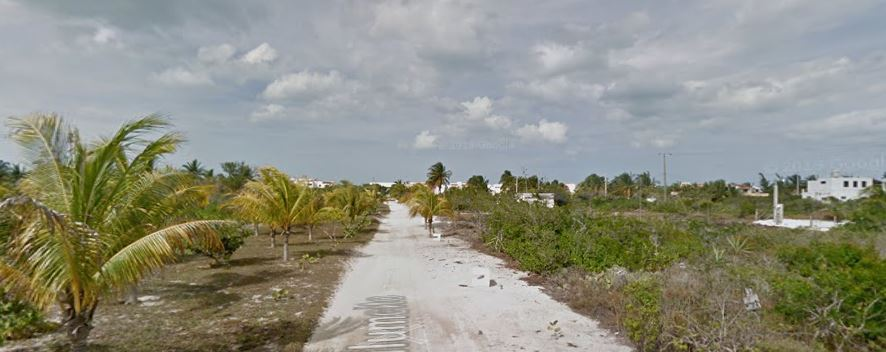 Lot near the sea in Brisas Chicxulub property for sale