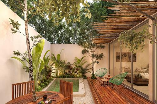 2 bedroom villa in one of the best areas of Tulum property for sale
