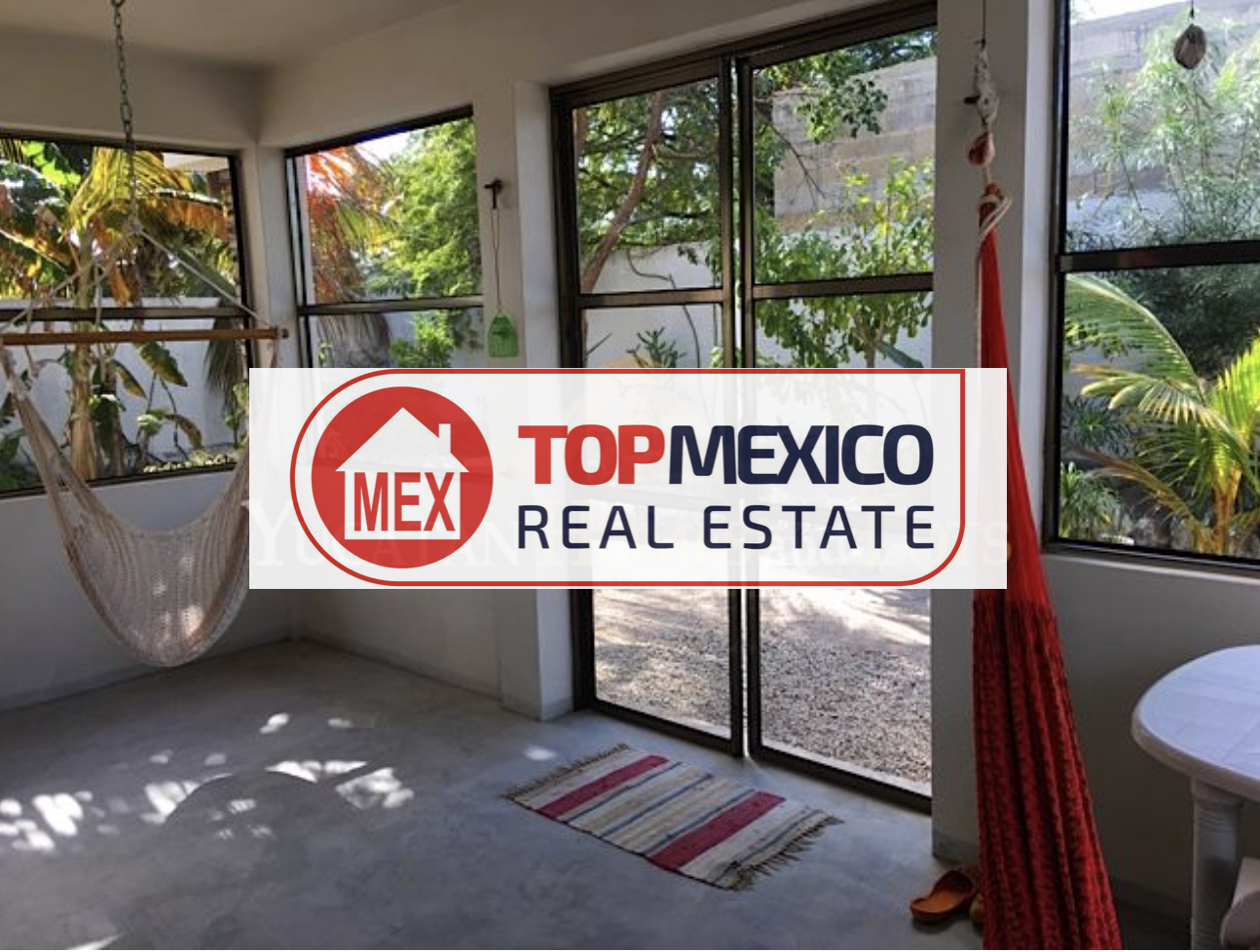 Charming house 3 blocks from the beach in Celestún property for sale