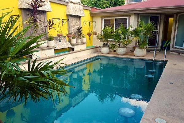 Amazing 4 BR house has waterfalls in the center of Merida property for sale