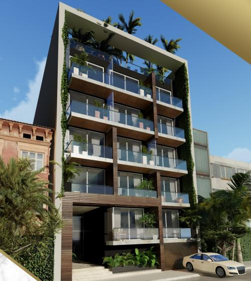 Beautiful studio for sale in the center of Playa del Carmen property for sale