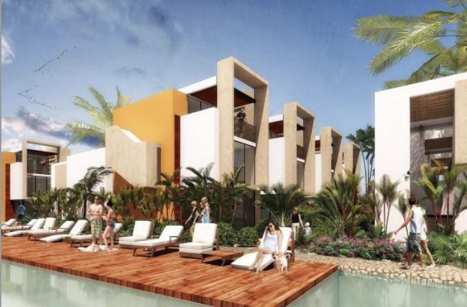 Wonderful luxury 2 bedroom villa in Telchac Puerto