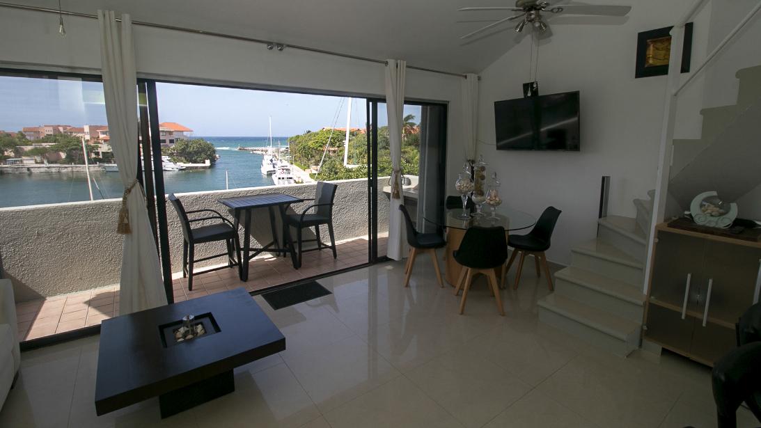 3-bedroom-marina-puerto-aventuras-riviera-maya-View