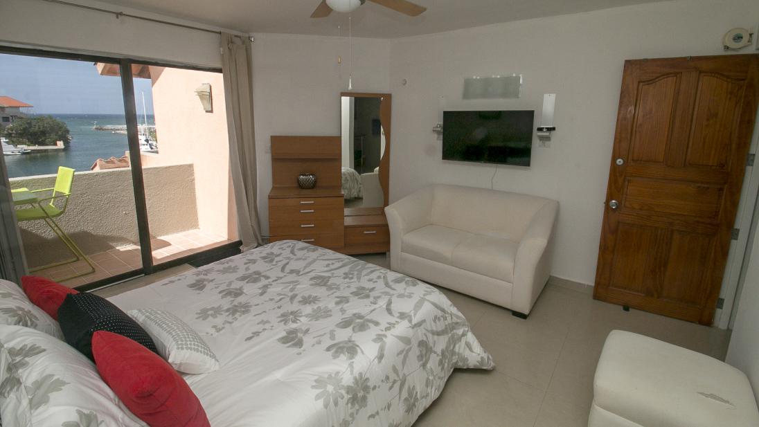 3-bedroom-marina-puerto-aventuras-riviera-maya-Bedroom