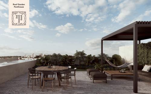 Amazing 3 bedroom penthouse in Via Montejo