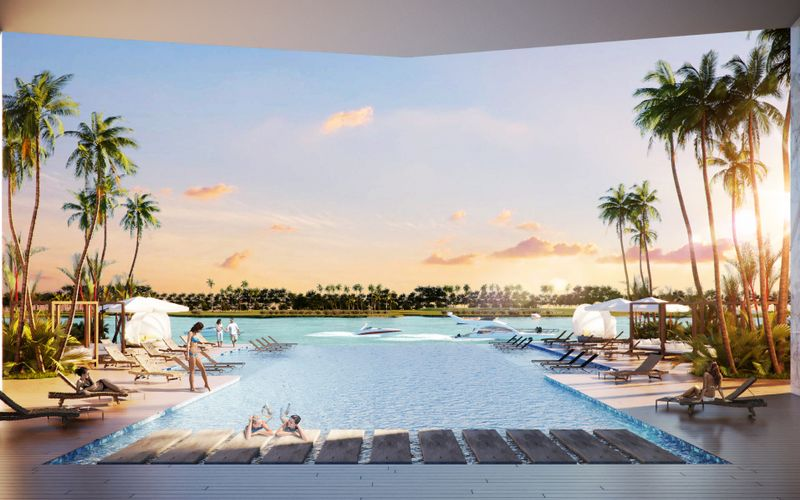 Luxurious New Condos with Private Beach