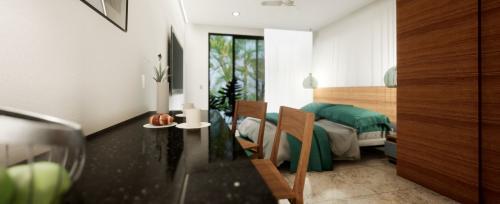 Studio for sale in the center of Playa del Carmen property for sale