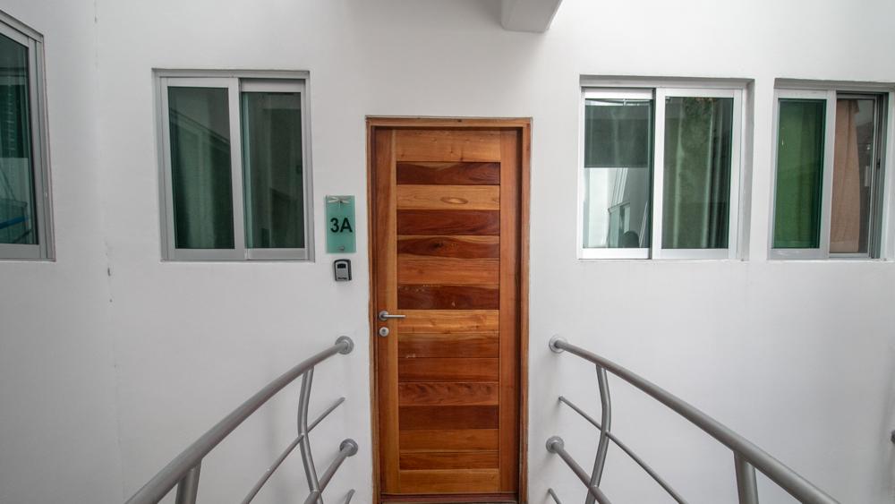 1-bedroom-Condo-near-the-Fifth-Avenue-Playa-del-Carmen-Entrance