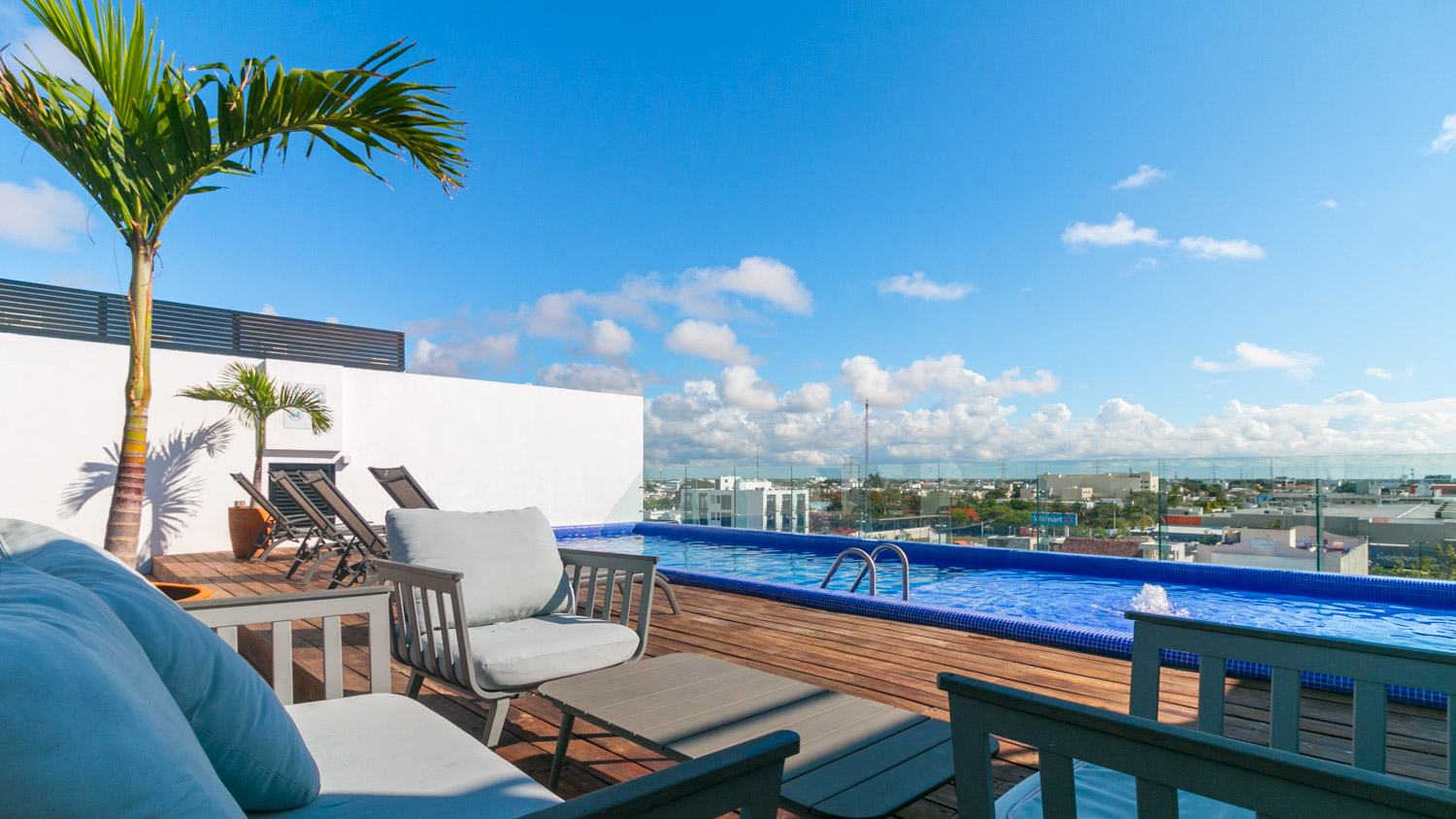 Luxury 3 bedrooms penthouse at Icono Playa
