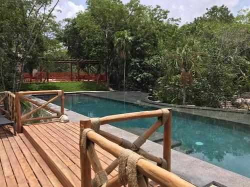 Land for sale in a residential area of Playa del Carmen property for sale
