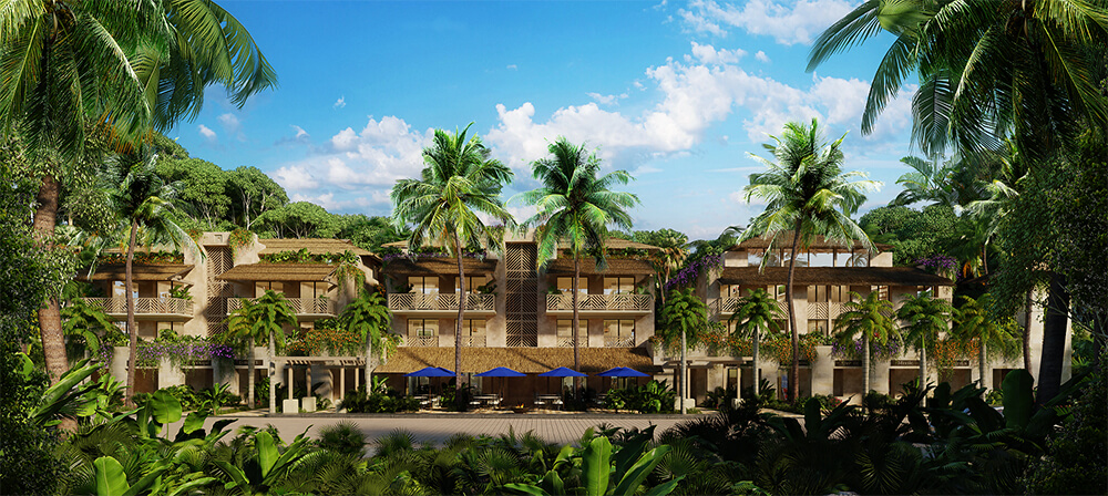 Santomar - Condos to retire in Tulum