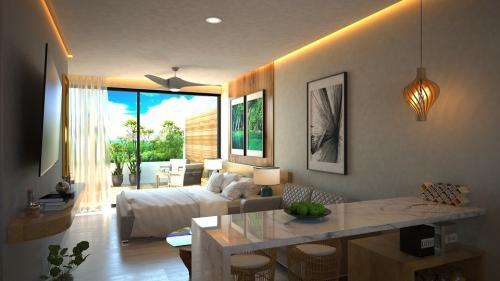 Large studio in Aldea Zama, Tulum property for sale