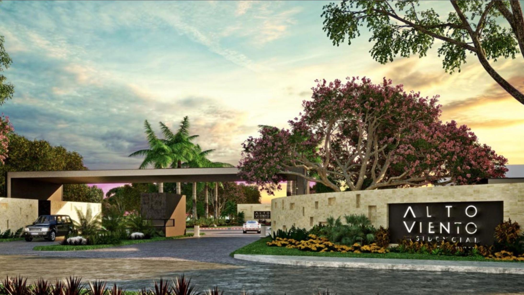 21181 Residential Lot in Private Development in Temozon  - SingleFam Lot