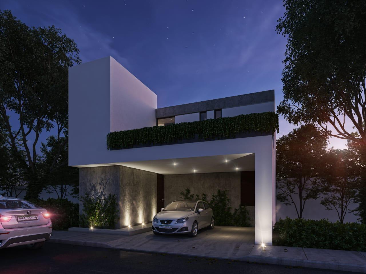 Luxurious 2 Bedroom Residence in the North of Merida