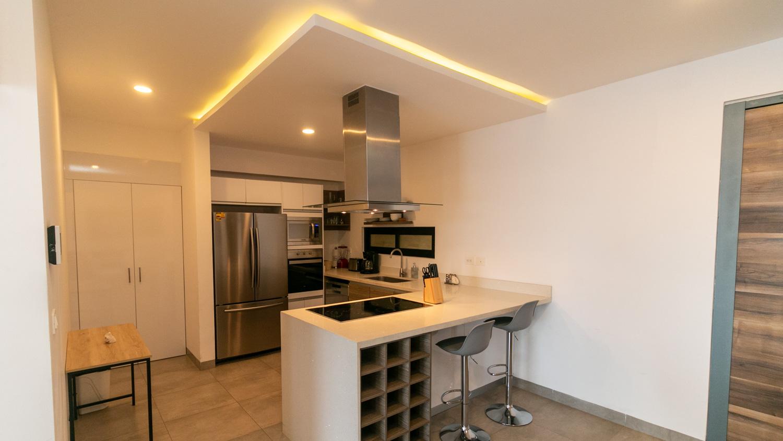 3br-Ph-beach-Playa-del-Carmen-3-bedroom-condo-Kitchen