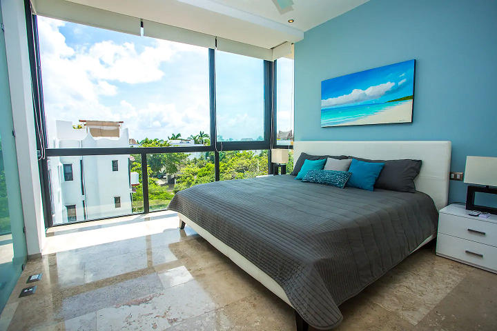 2-bedroom-condo-ocean-view-Bedroom