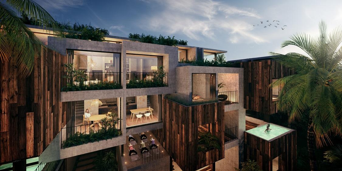 21271 Exclusive 2 bedroom luxury condo in Aldea  - Condo
