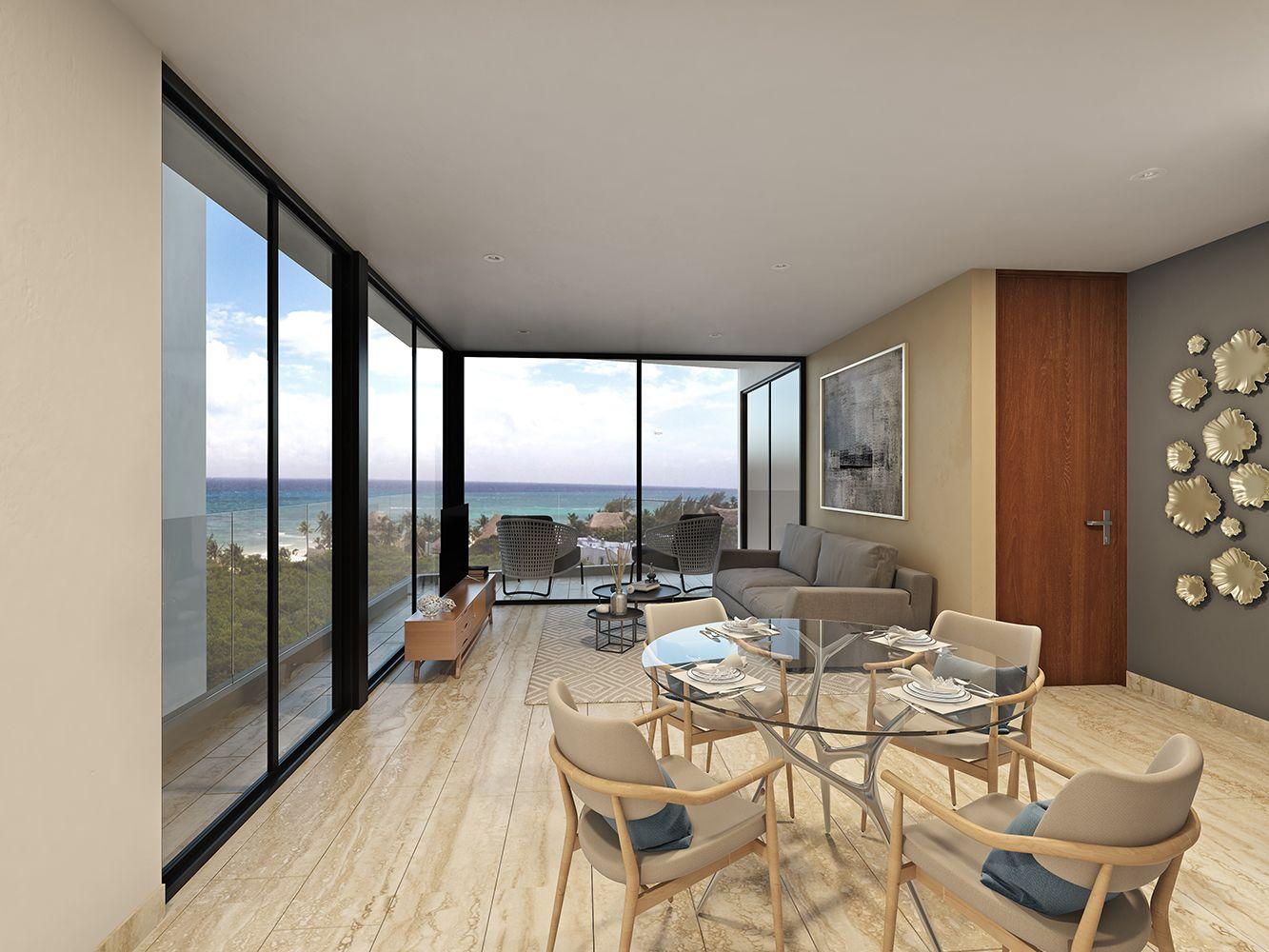 21340 Stunning 2 bedroom condo in the center of Playa del  - Condo