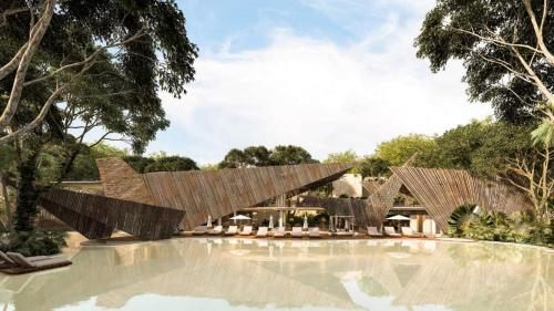 Studio in an exclusive area of Tulum  property for sale
