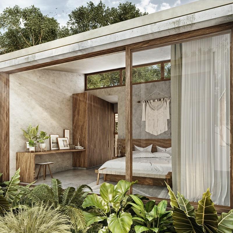 21401 Stunning 2 bedroom villa in Region  - Home