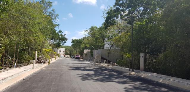 Lot of 2228.13 sqf  in a gated community of Tulum property for sale