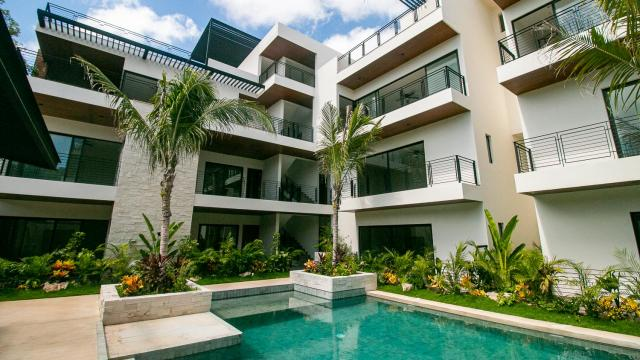 Incredible 2 br apartment with high quality finishes in Tulum property for sale