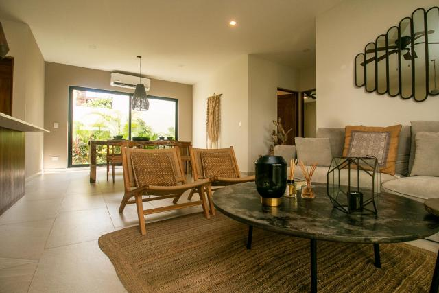 Incredible 2 br apartment with high quality finishes in Tulum!