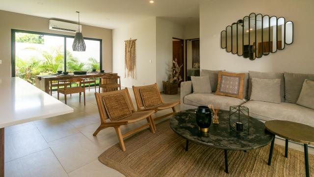 Beautiful project that is move in ready on the heart of Tulum property for sale