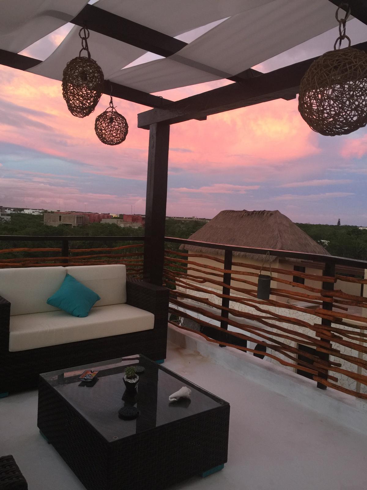 21553 3 level penthouse in Aldea  - Condo