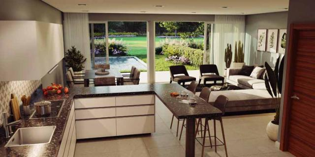 Beautiful 3 bedroom villa facing the golf course property for sale
