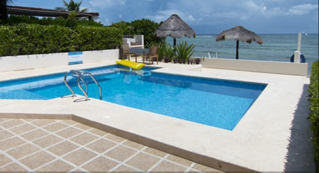 1 bedroom luxury condo in Half Moon Bay, Akumal property for sale