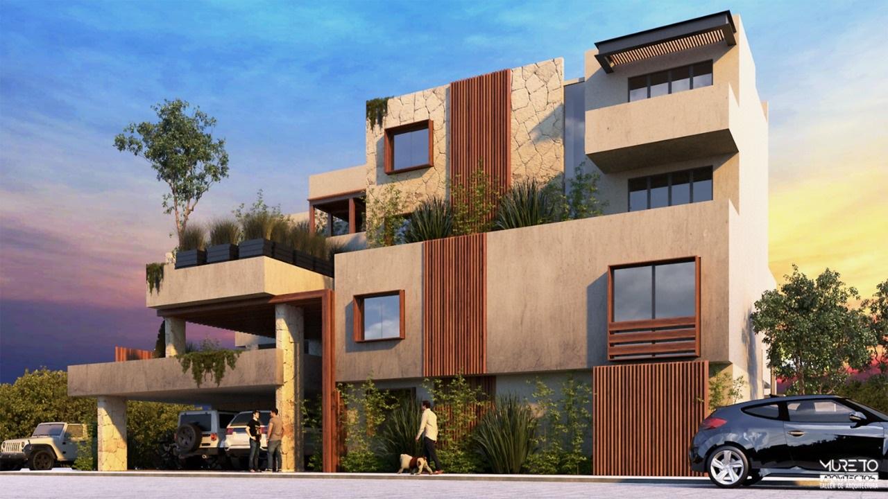 Stunning and modern 2 bedroom condo in Holistika