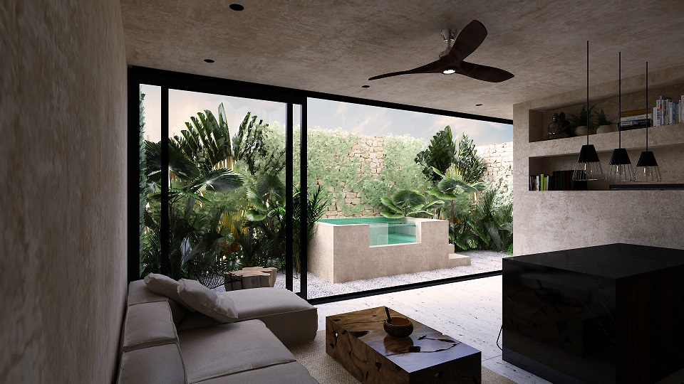 Cozy 1 bedroom luxury condo in Tulum