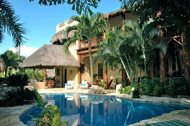 2513 Large spaces home in Akumal, Casa  - Home