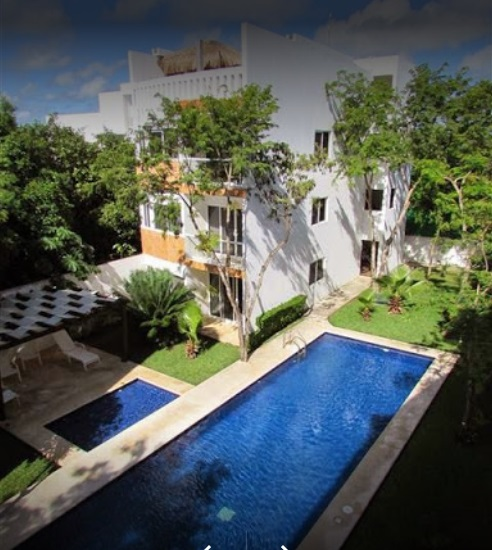 2 bedroom condo in Tulum downtown